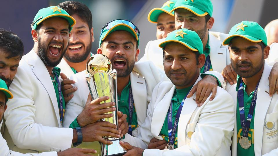 Pakistan became the fourth team after India, West Indies and Sri Lanka to win all the major ICCtrophies after defeating Virat Kohli's side in the Champions Trophy 2017.