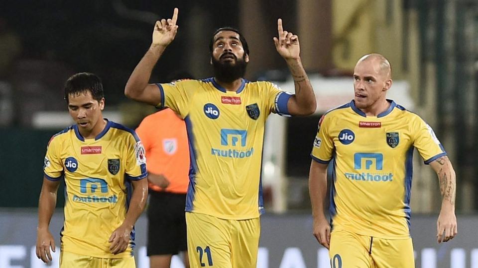 Indian Super League,Kerala Blasters,FC Pune City