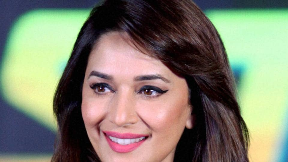 It's been a while since we saw Madhuri Dixit in a film.