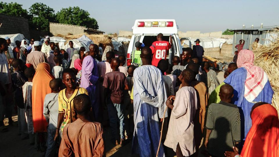 Boko Haram's eight-year insurgency against the government of Nigeria has spilled into neighbouring Niger, Chad and Cameroon, killing around 20,000 people and displacing more than 2.6 million.