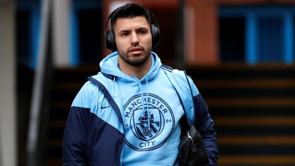 Sergio Aguero has been an integral part of Manchester City's success in the Premier League this season.