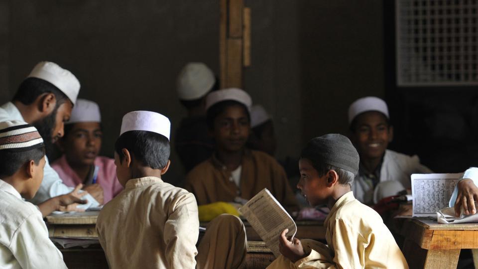 madrasas,govt recognition,UP Government