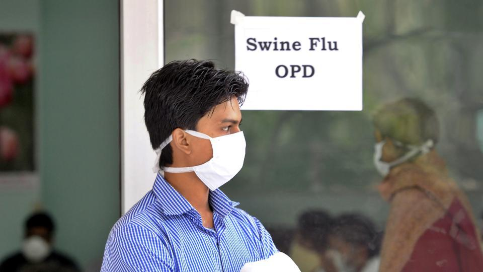 Rajasthan governor Kalyan Singh was diagnosed with H1N1 symptoms at the state-run Sawai Man Singh hospital on March 4 and was rushed to Delhi to get re-tested  at the Apollo Hospital, where he tested negative for the H1N1 virus on March 5.