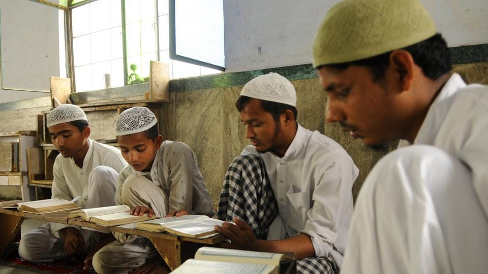 The new academic calendar released by the Uttar Pradesh Madarsa Board marked Hindu festivals such as Dussehra and Diwali as holidays for the Islamic schools.