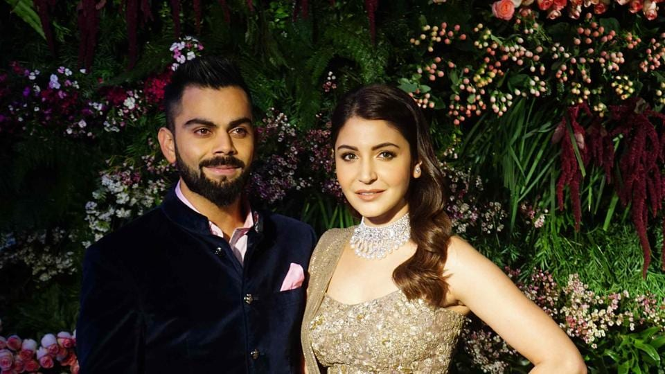 Trend Alert Virat Kohli Wears Wedding Ring Around His Neck
