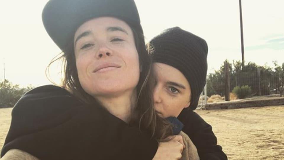 Ellen Page,Emma Portner,Ellen Page Emma Portner