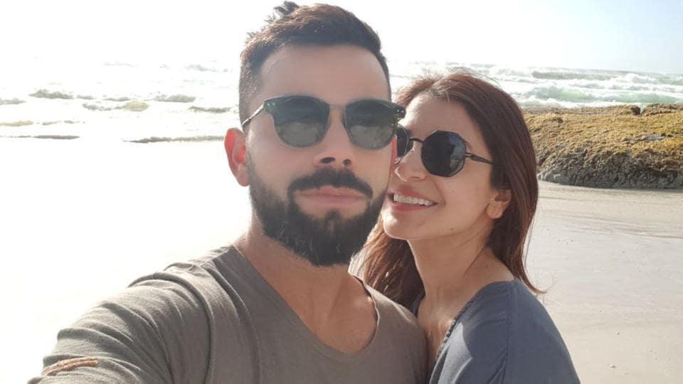 Virat Kohli and Anushka Sharma are holidaying in South Africa.