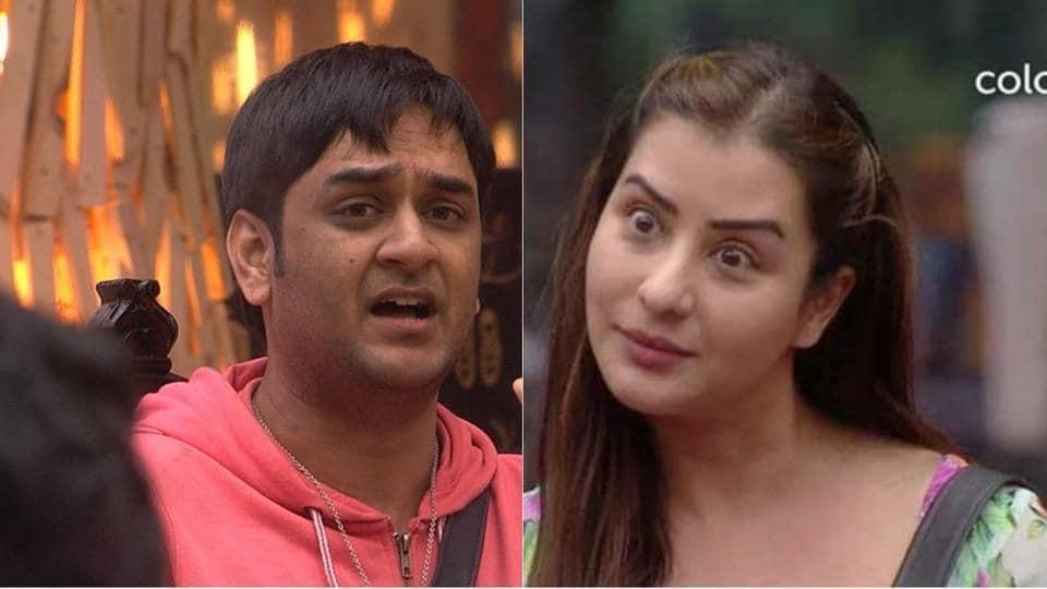 Bigg Boss 11,Hina Khan,Vikas Gupta