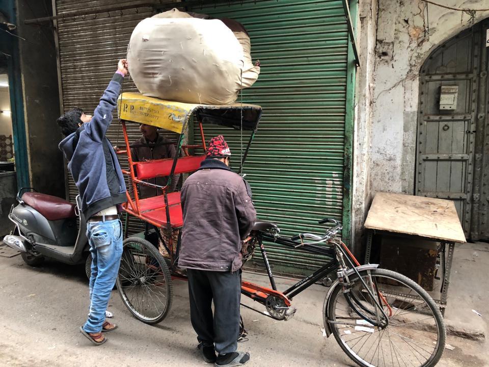 Delhiwale,Dilliwale,rickshaw-puller