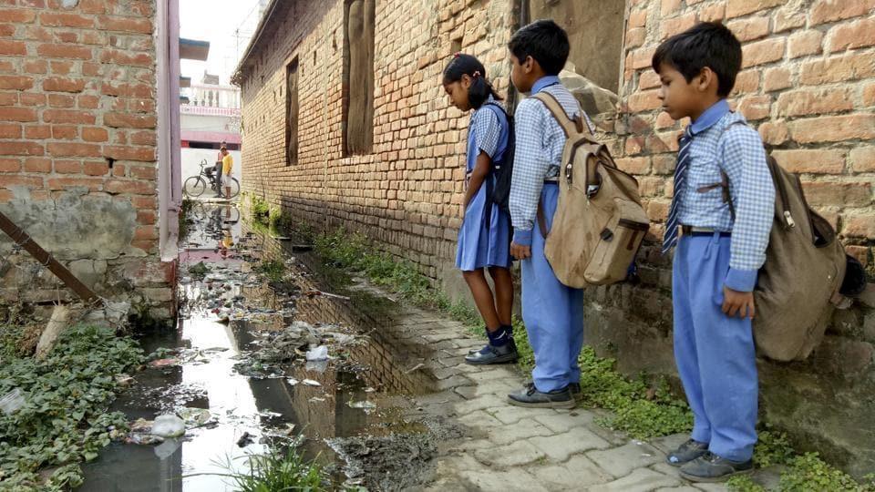 Cleanliness,Pollution,Uttar Pradesh