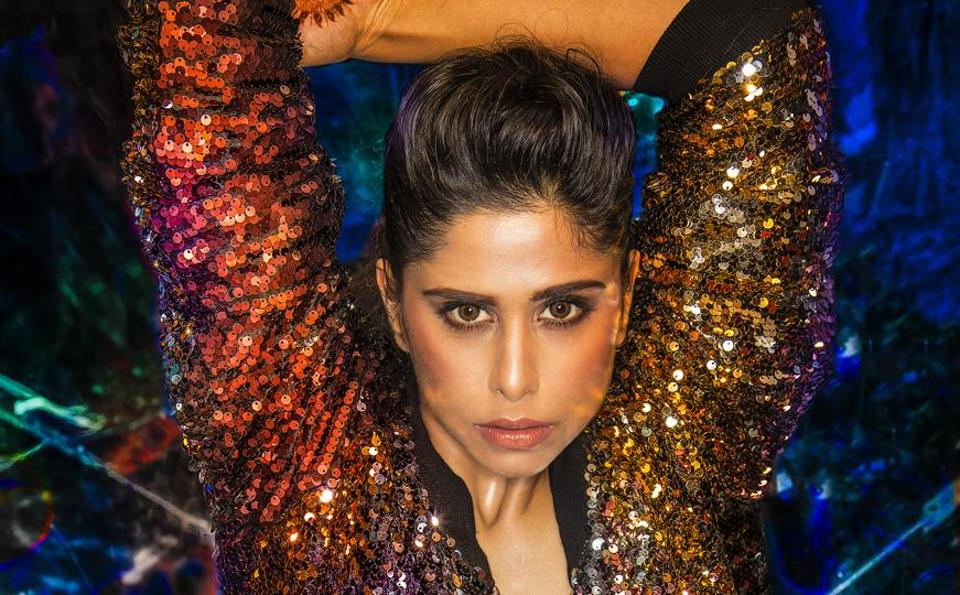 Sai Tamhankar recently released images of a well-toned body