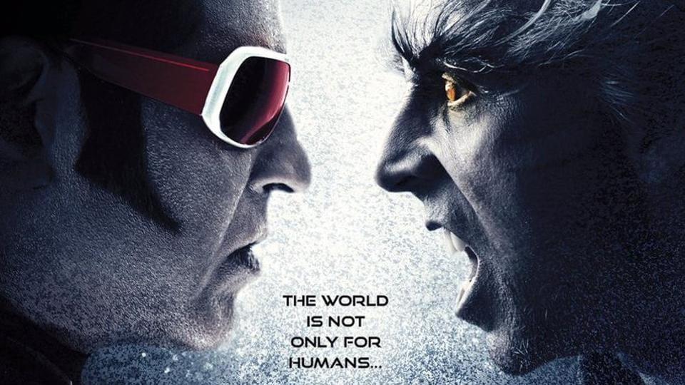 Rajinikanth's 2.0 teaser,Rajinikanth,2.0