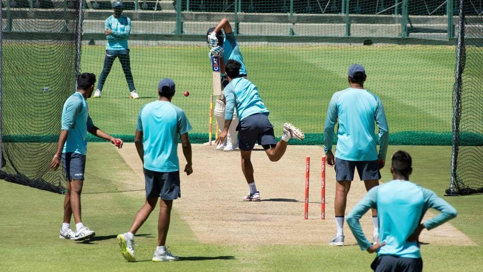 The Indian cricket team will look to create history and win a Test series in South Africa.  (AFP)