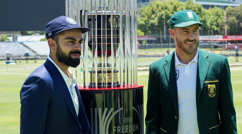 Live streaming of South Africa cricket team vs Indian cricket team Freedom Series 1st Test in Cape Town, Day 1 was available online. India were 28/3 at stumps after South Africa were bowled out for 286.