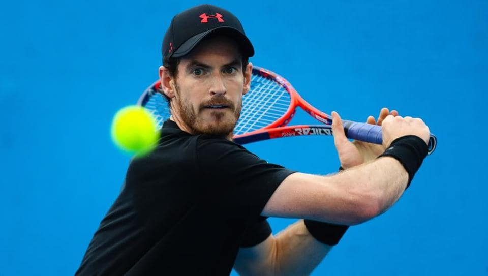 Andy Murray withdrew from the Australian Open on January 4, 2018 saying he was