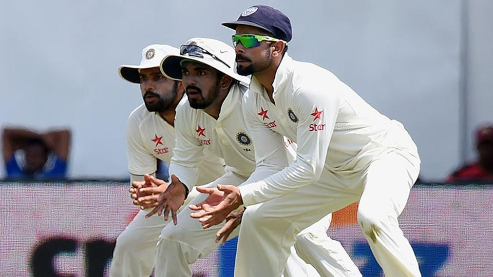 Virat Kohli-led Indian cricket team must improve their slip fielding for the South Africa tour, feels Sourav Ganguly.