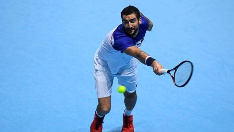 Marin Cilic was part of the UAE Royals team in the 2015 edition of  International Premier Tennis League (IPTL).