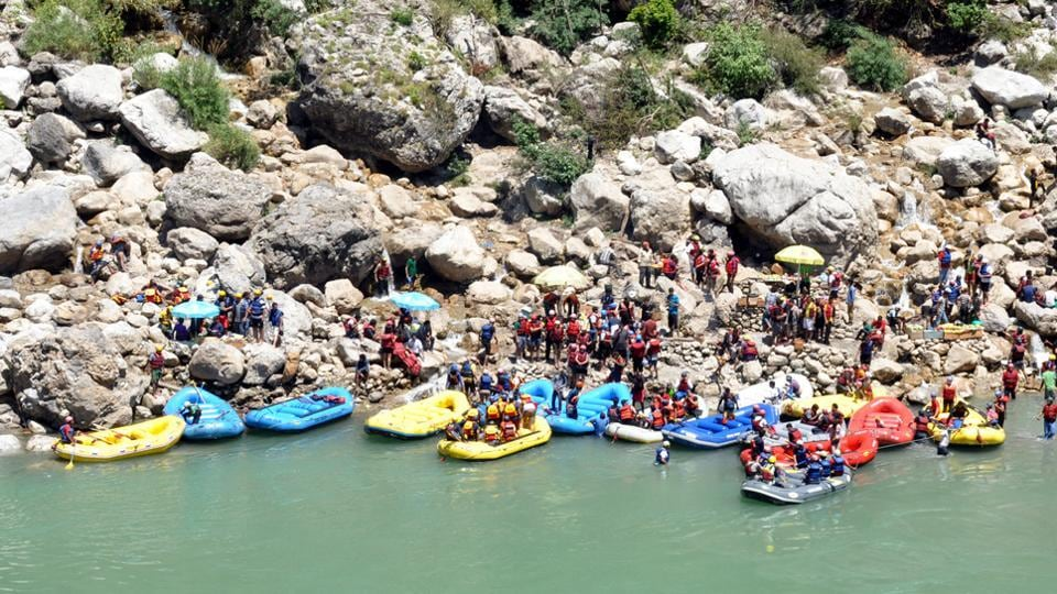 Safety norms are often violated by Rishikesh's rafting operating agencies that have mushroomed in the last one decade