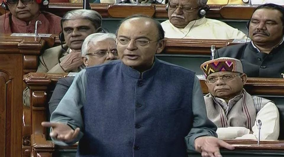Govt open to proposals to further cleanse pol funding: Jaitley