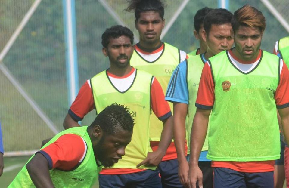 I-League,Gokulam Kerala FC,Minerva Punjab FC