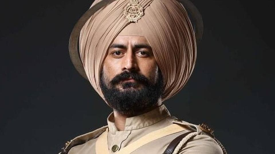Mohit Raina looks perfect for the part.