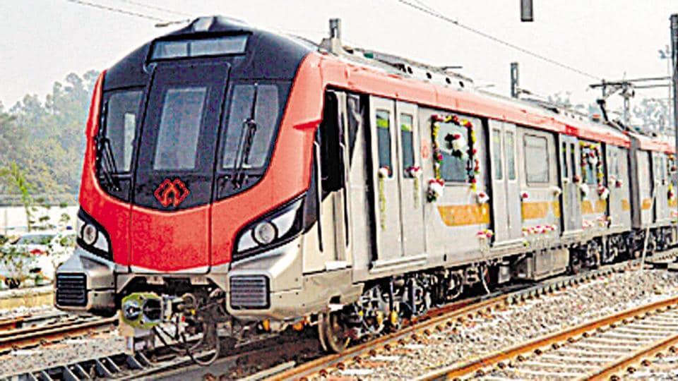 Lucknow Metro Map.Lucknow Metro To Extend To Unnao Barabanki Rae Bareli And Sitapur
