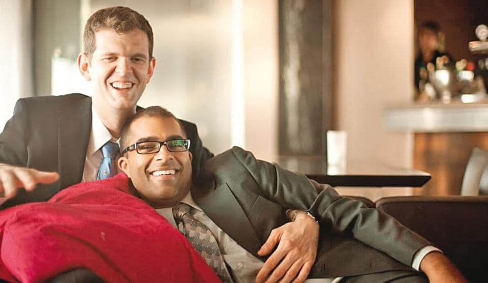 In 2016, Rishi Agarwal, who was born and raised in Canada, became the first South Asian to marry his partner in a Hindu ceremony