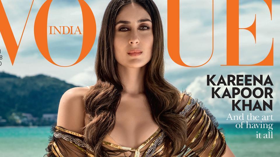 Kareena Kapoor Khan was trolled for her glam photoshoot.