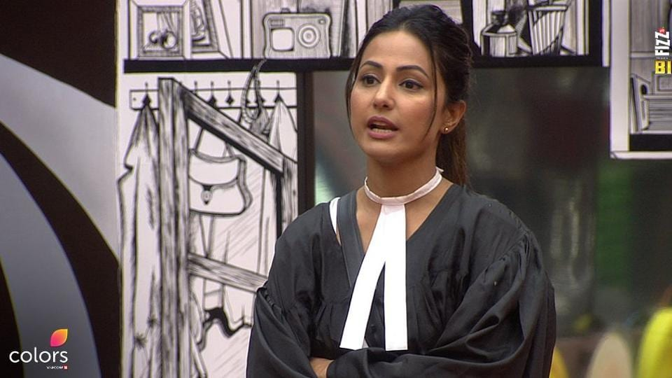 Hina Khan is one of the biggest celebs inside the Bigg Boss 11 house currently.