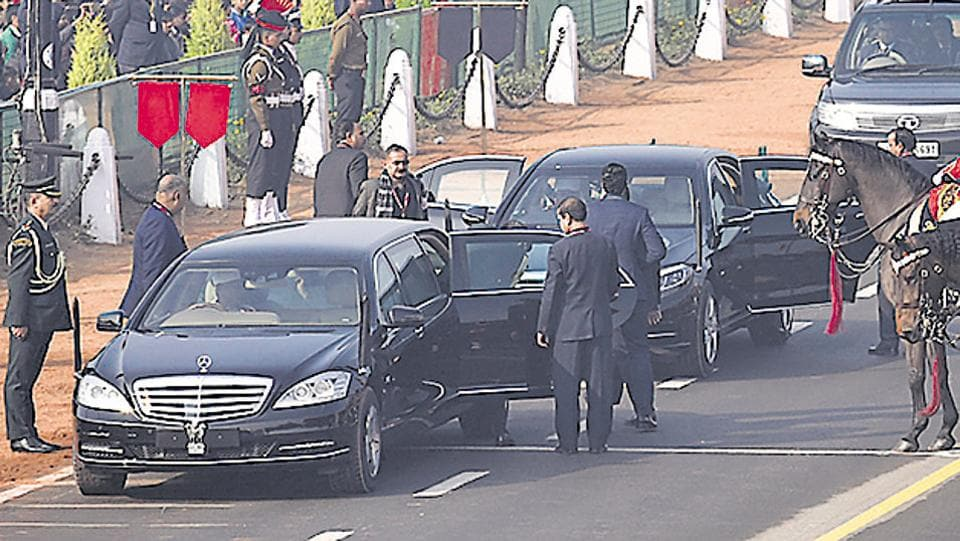 Vehicles of President, vice prez, governors may soon have to put up ...
