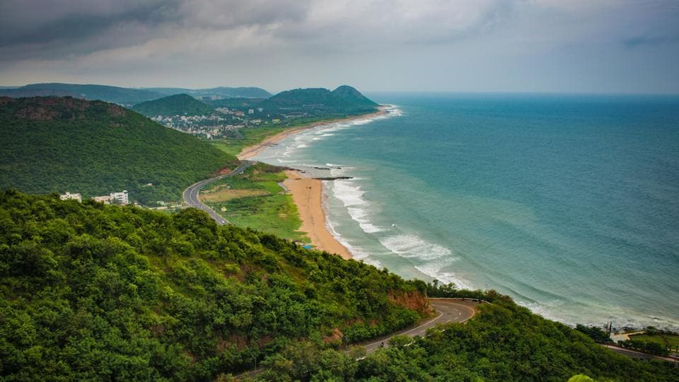 Visakhapatnam in Andhra Pradesh greets us with blowing winds from the Eastern Ghats and the smell of the ocean from the coast of Bay of Bengal.