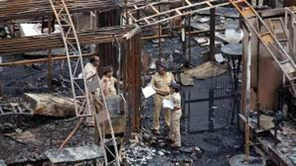 A fire at Kamala Mills compound onDecember 29 killed 14 people.