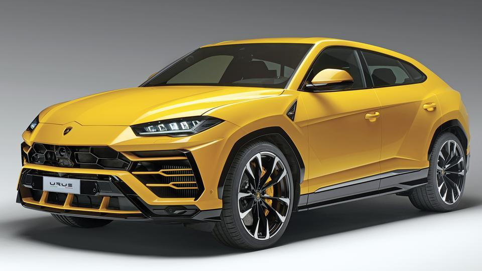 Lamborghini's Urus is the brand's first SUV since the LM002 in 1986.