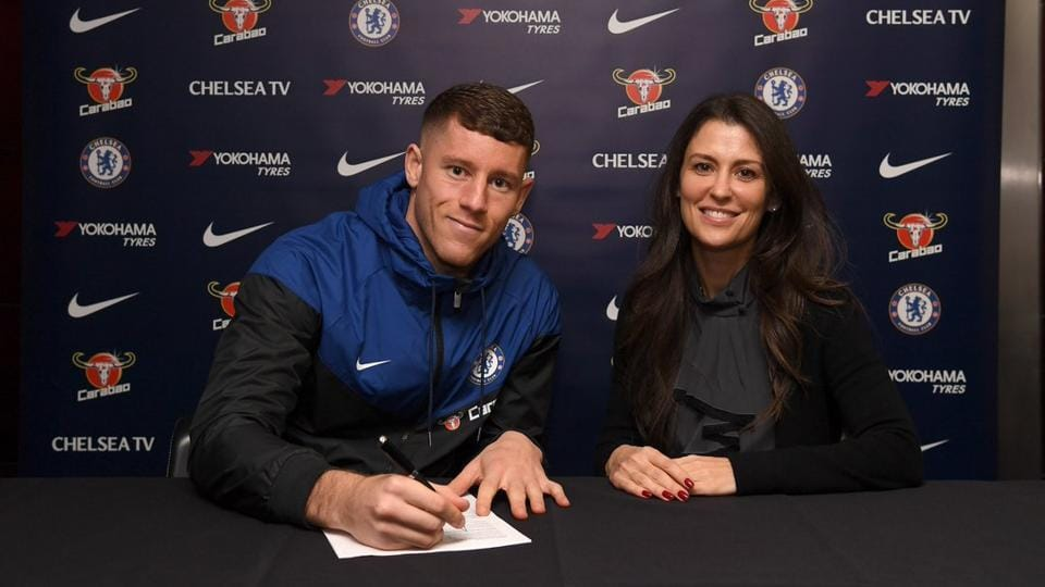 Ross Barkley has signed a five-and-a-half-year deal with last season's Premier League champions, Chelsea F.C..