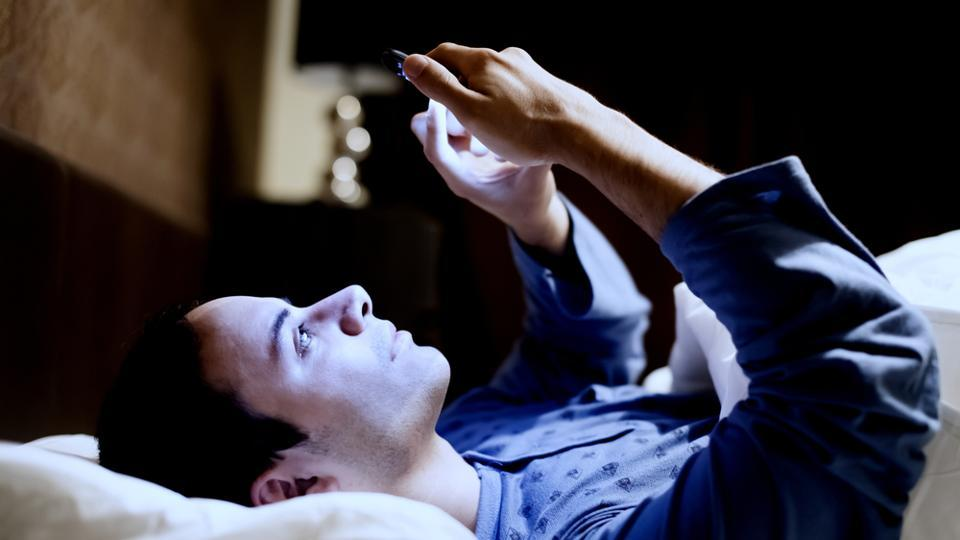 A new research found that 68% of Snapchat users said the platform prevented them from sleeping.