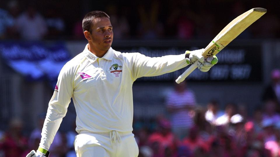 Usman Khawaja's 171 put Australia in a commanding position on Day 3 of the fifth and final Ashes Test at the Sydney Cricket Ground (SCG).  (AFP)