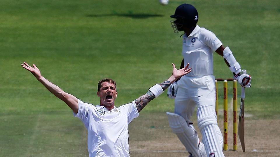 Steyn won't bowl further in first Test, could miss rest of series
