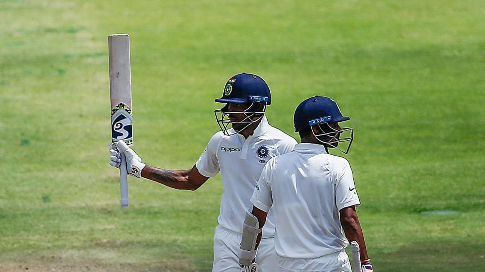 Hardik Pandya blasted an aggressive fifty off 46 balls and shared a great stand with Bhuvneshwar Kumar.  (AFP)