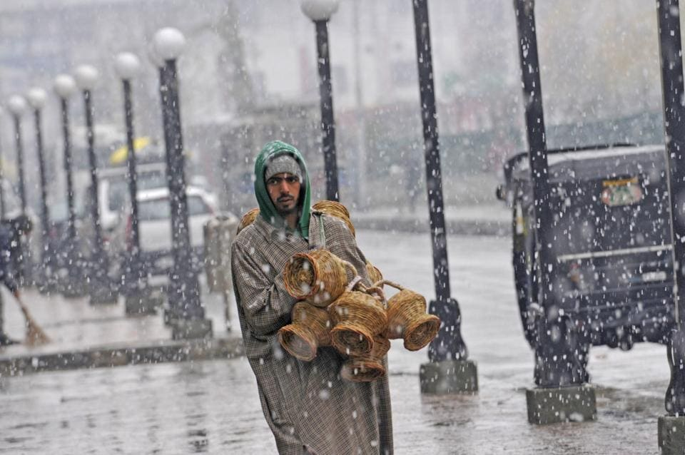 Winter,Srinagar,Jammu and Kashmir