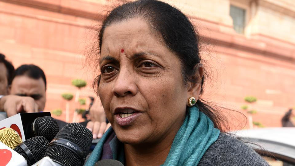 Defence minister Nirmala Sitharaman rebuked Doordarshan for abruptly interrupting a musical programme to  air advertisements.