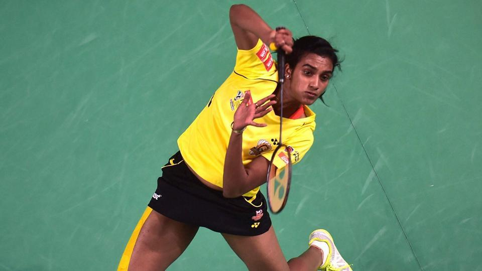 PV Sindhu stunned Tai Tzu Ying to help  Chennai Smashers beat Ahmedabad Smash Masters in the Pro Badminton League on Saturday.