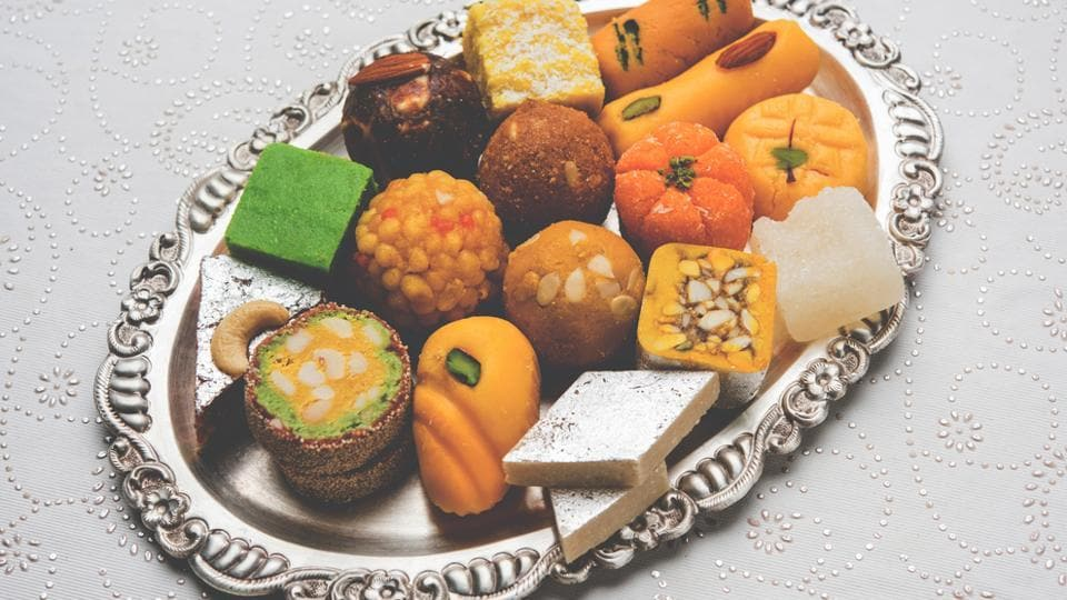 World Sweet Festival,Hyderabad,Indian Sweets