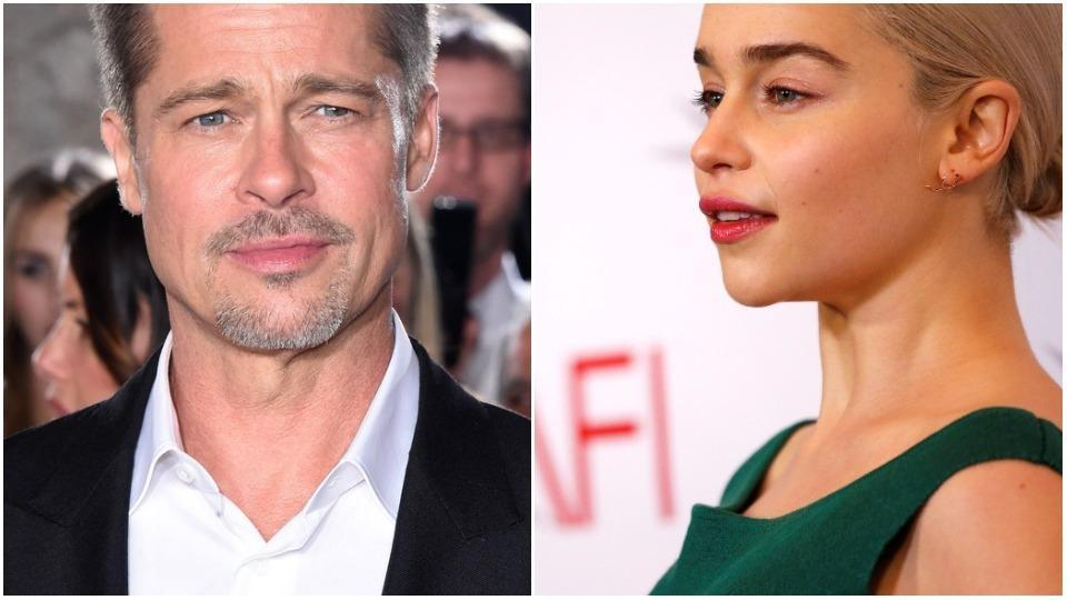 Brad Pitt was ready to pay $120,000 for a Game of Thrones episode with Emilia Clarke.