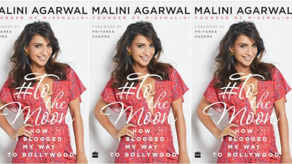 The book, which has a foreword by Priyanka Chopra, has been widely endorsed on the social media by Bollywood celebrities.