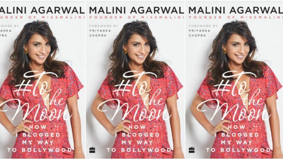 MissMalini,Celebrity blogging,Malini Agarwal book