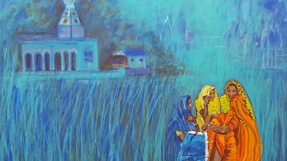 'Kashi ke Rang: Of Faith and Festivities' will open on January 9 at India Habitat Centre.