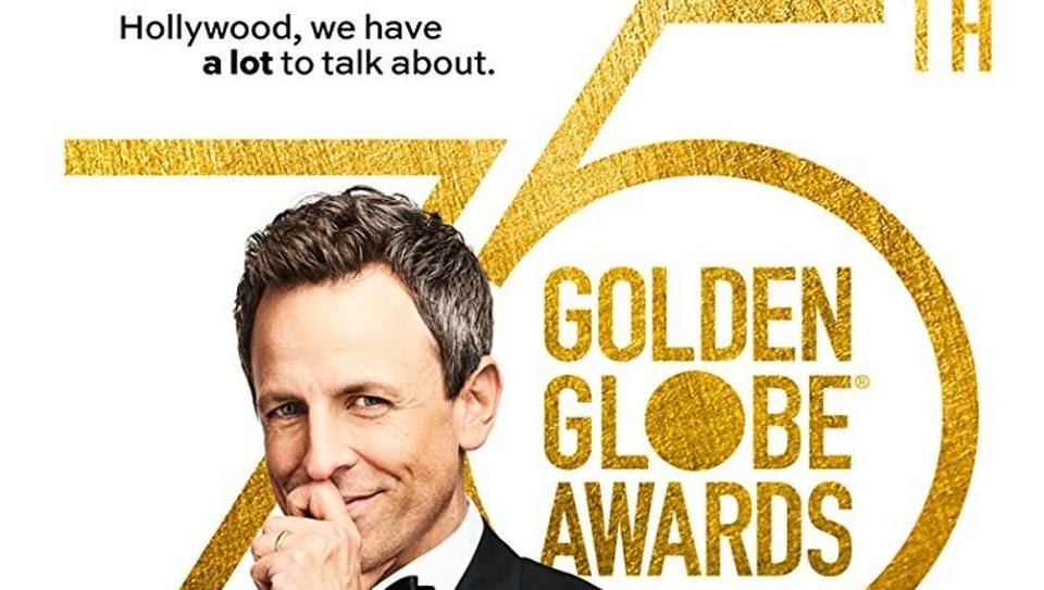 Golden Globes,Golden Globes 2018,75th Golden Globes