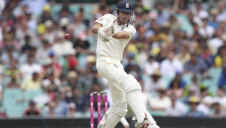 Alastair Cook,Ashes,The Ashes