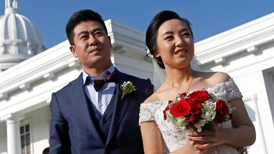 chinese and german wedding cultures
