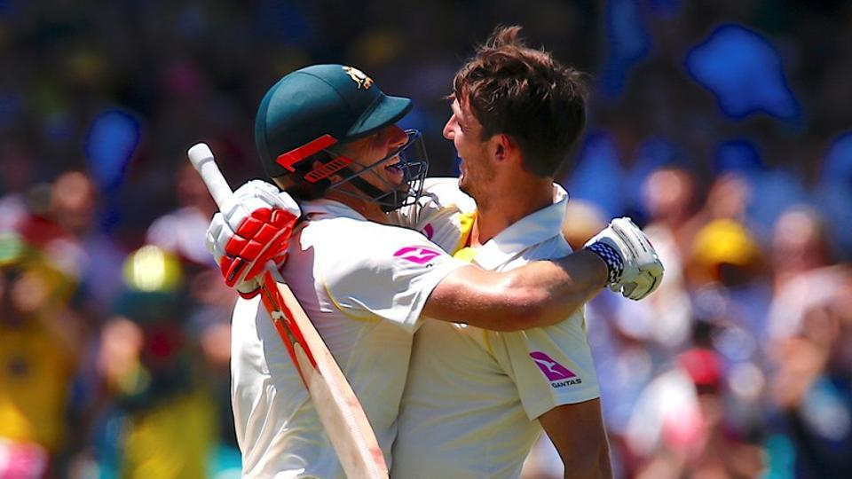 Ashes,Ashes 2017-18,Shaun Marsh